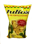Julio's Corn Chips 6 - 9oz