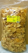 1 Jumbo Size 110oz Julios Corn Chip Bag